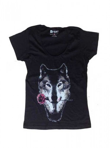 T.Shirt Wolf WN