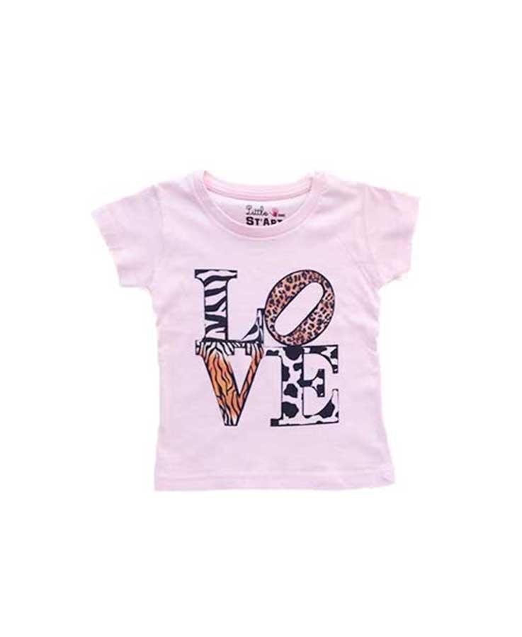 T.Shirt Love KR