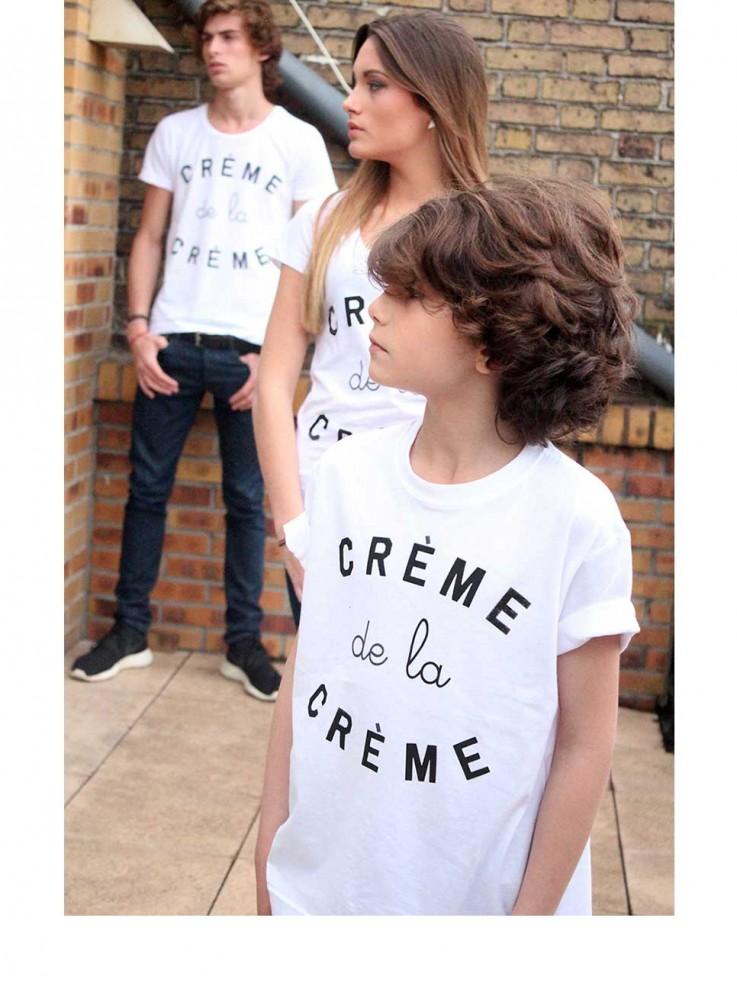 T.Shirt La crème