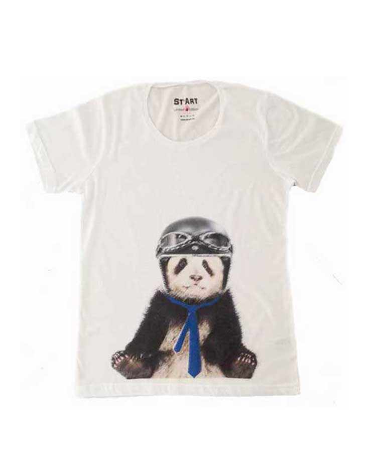 T-Shirt Panda MB