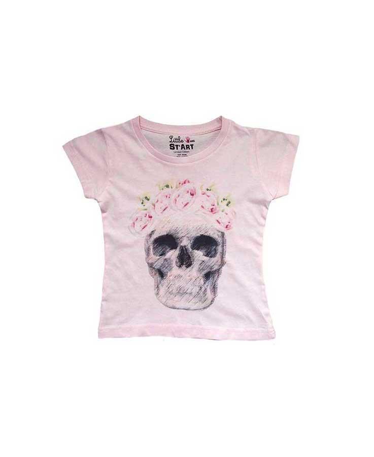 T.Shirt Fleurs KR