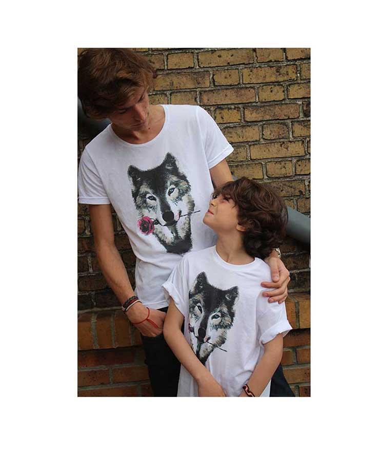 T.Shirt Wolf KB SHOOT