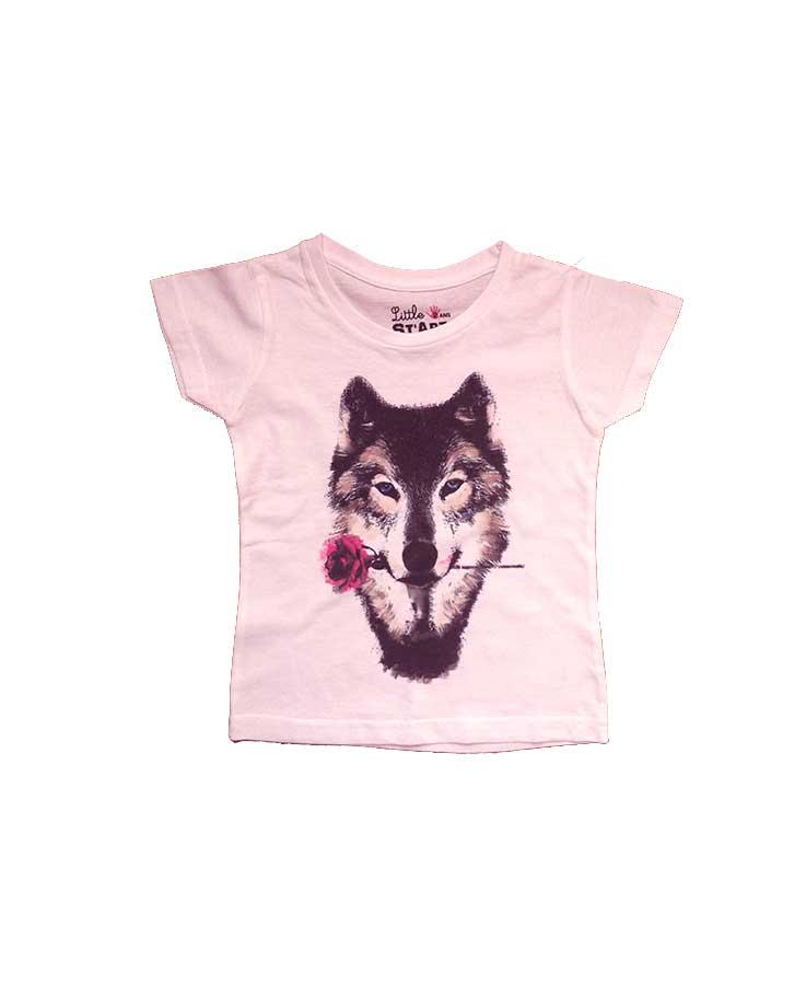 T.Shirt Wolf KR
