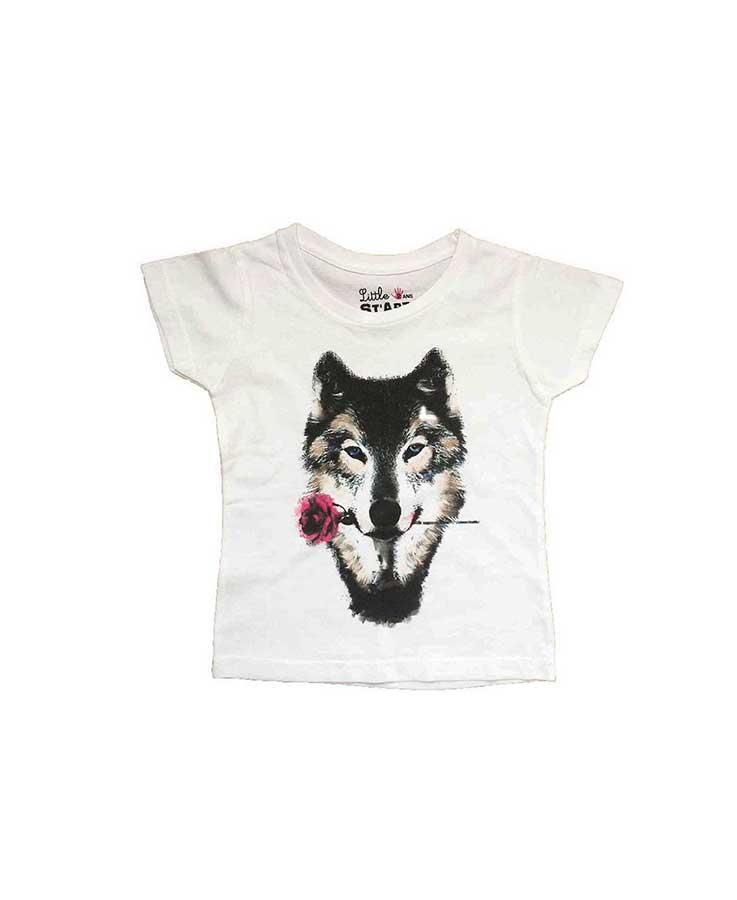 T.Shirt Wolf KB